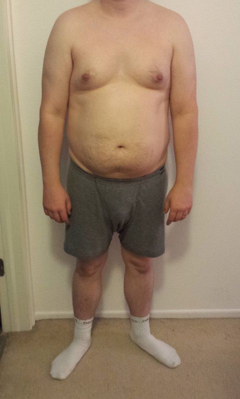 4 Pics of a 179 lbs 5 foot 7 Male Weight Snapshot