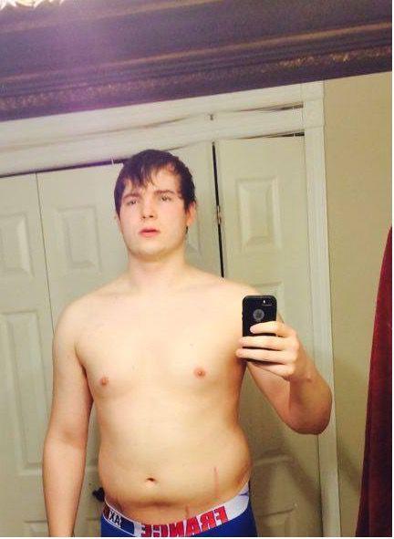 6'2 Male Progress Pics of 19 lbs Weight Loss 242 lbs to 223 lbs