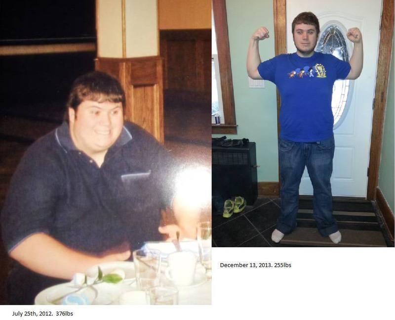 Progress Pics of 120 lbs Weight Loss 6 foot Male 375 lbs to 255 lbs