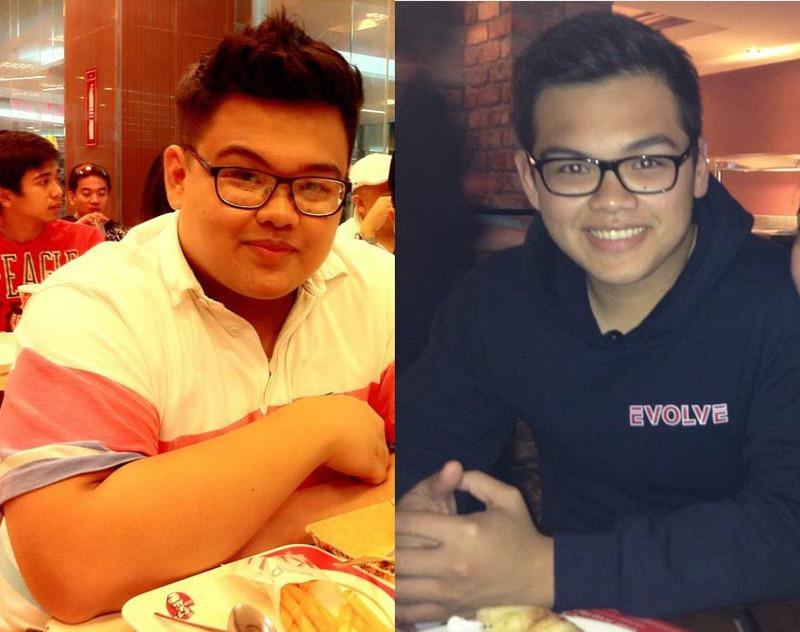 5 foot 7 Male 60 lbs Fat Loss 244 lbs to 184 lbs