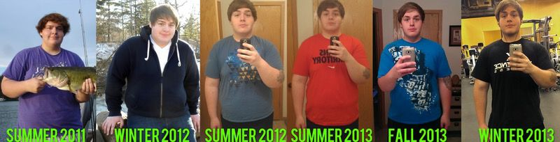 6 foot Male 85 lbs Fat Loss 334 lbs to 249 lbs