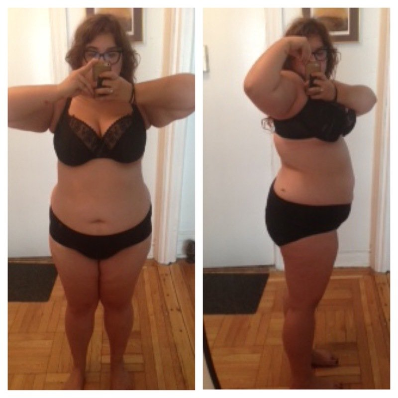 5 feet 3 Female 64 lbs Weight Loss Before and After 243 lbs to 179 lbs
