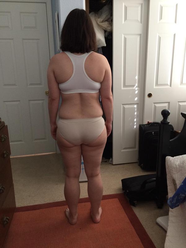 3 Photos of a 5 feet 3 149 lbs Female Weight Snapshot