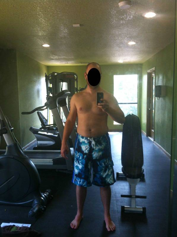 4 Pics of a 5 feet 9 185 lbs Male Fitness Inspo