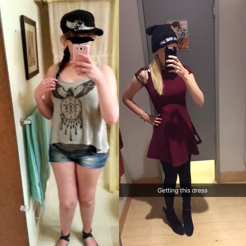 5'6 Female Progress Pics of 39 lbs Fat Loss 157 lbs to 118 lbs