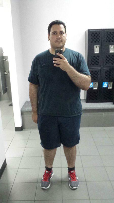 84 lbs Fat Loss 6 foot Male 335 lbs to 251 lbs