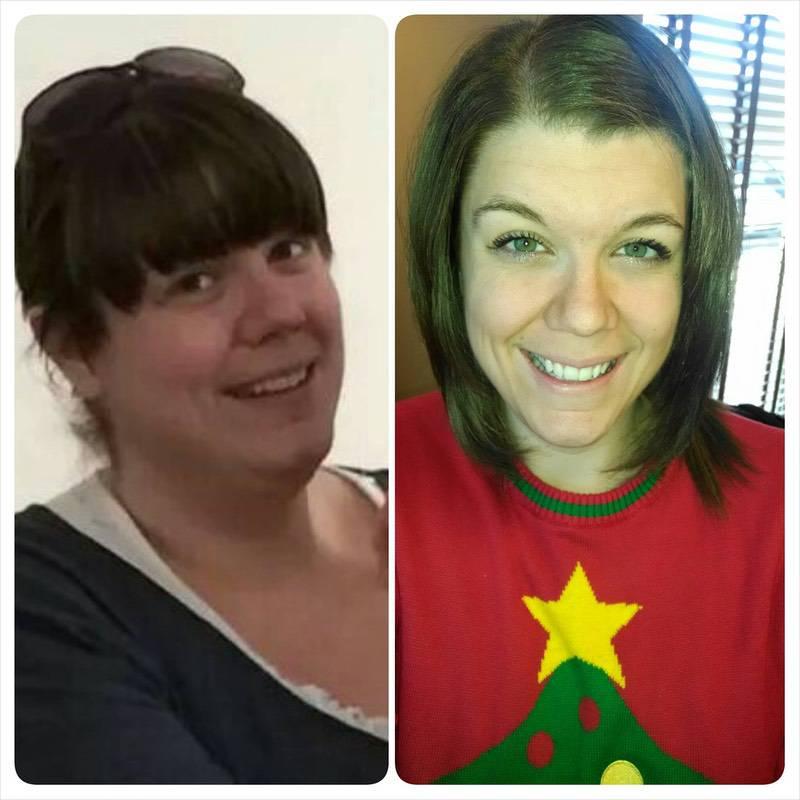 Progress Pics of 71 lbs Fat Loss 6 foot Female 291 lbs to 220 lbs