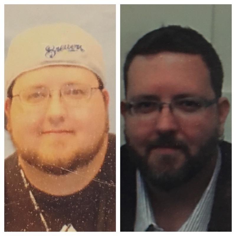 105 lbs Weight Loss 6 foot Male 460 lbs to 355 lbs