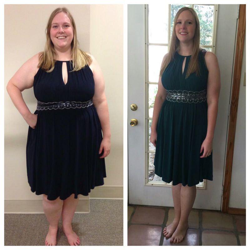 Progress Pics of 118 lbs Weight Loss 5'10 Female 317 lbs to 199 lbs