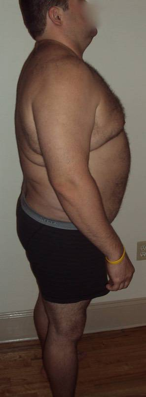 4 Photos of a 5 foot 10 274 lbs Male Fitness Inspo