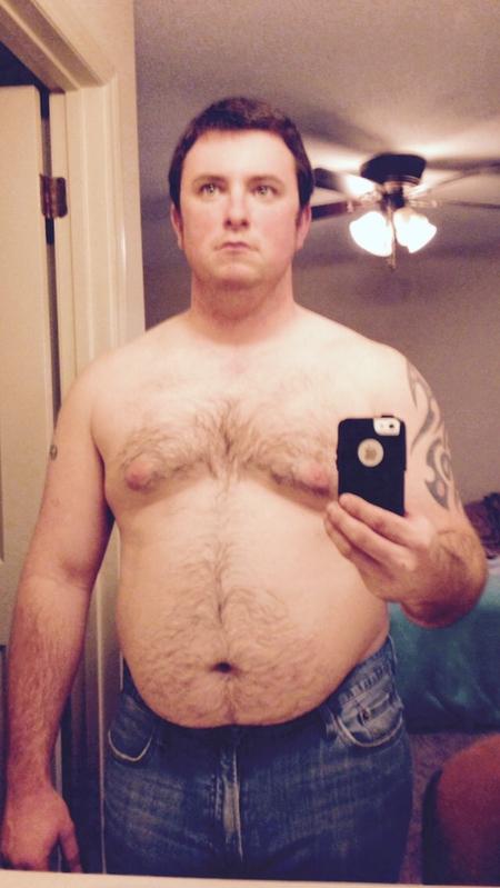 5'8 Male 70 lbs Fat Loss 230 lbs to 160 lbs