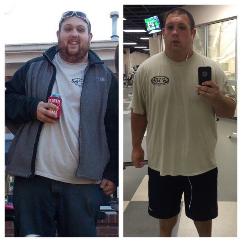 6 feet 1 Male 116 lbs Fat Loss 394 lbs to 278 lbs