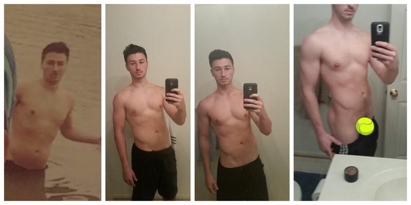 6 feet 1 Male 5 lbs Weight Loss 185 lbs to 180 lbs