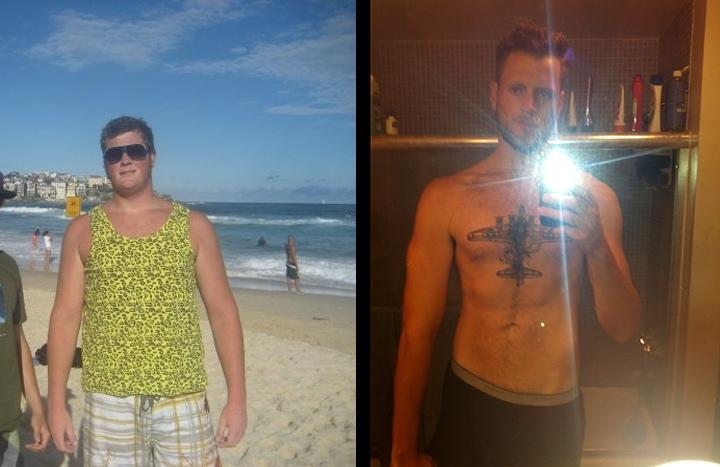 65 lbs Weight Loss 6'5 Male 265 lbs to 200 lbs