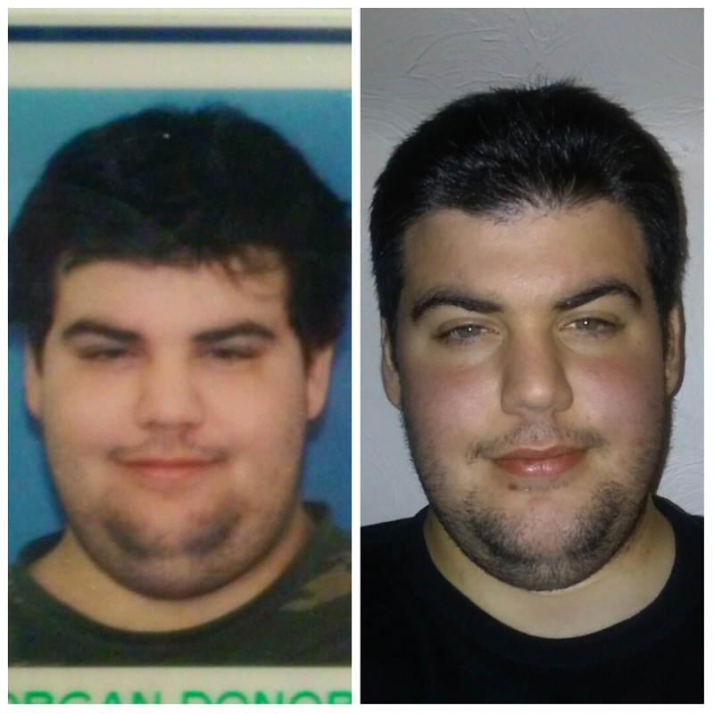 6'3 Male Progress Pics of 45 lbs Weight Loss 460 lbs to 415 lbs