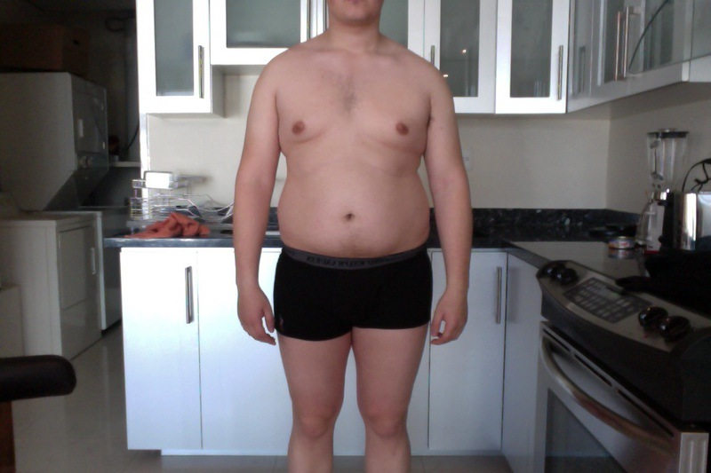 4 Photos of a 5 feet 11 220 lbs Male Fitness Inspo