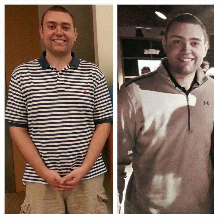 6 feet 6 Male 50 lbs Fat Loss 300 lbs to 250 lbs