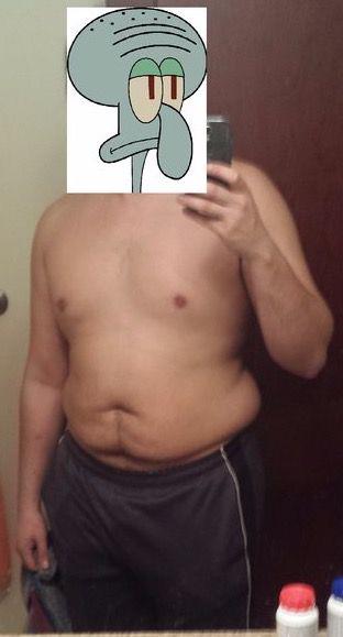 Progress Pics of 73 lbs Weight Loss 5 foot 8 Male 230 lbs to 157 lbs