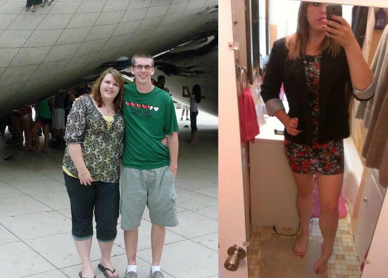 5'9 Female 112 lbs Fat Loss 288 lbs to 176 lbs