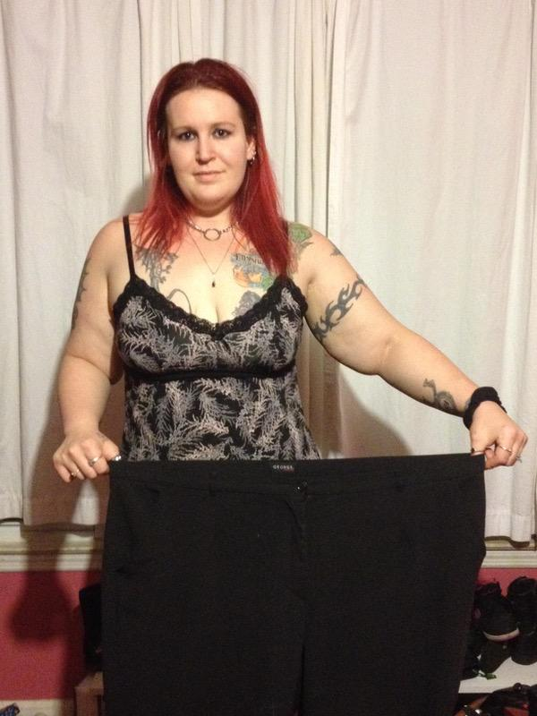 5'8 Female Before and After 137 lbs Fat Loss 356 lbs to 219 lbs