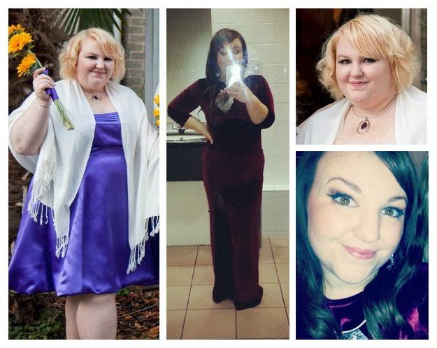 Progress Pics of 70 lbs Fat Loss 4'11 Female 233 lbs to 163 lbs