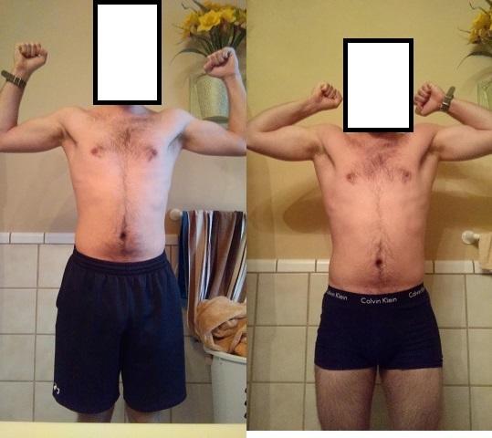 10 lbs Muscle Gain 5 feet 6 Male 135 lbs to 145 lbs