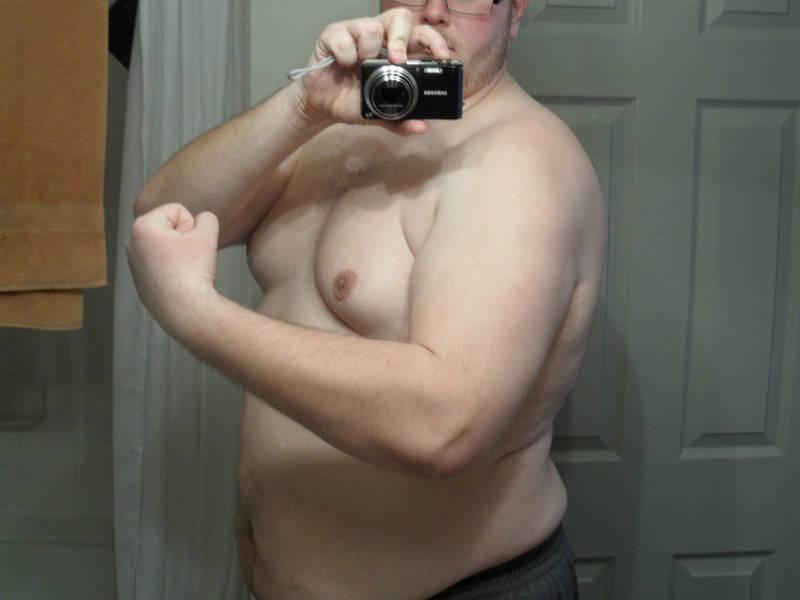 6 feet 3 Male 5 lbs Fat Loss 314 lbs to 309 lbs