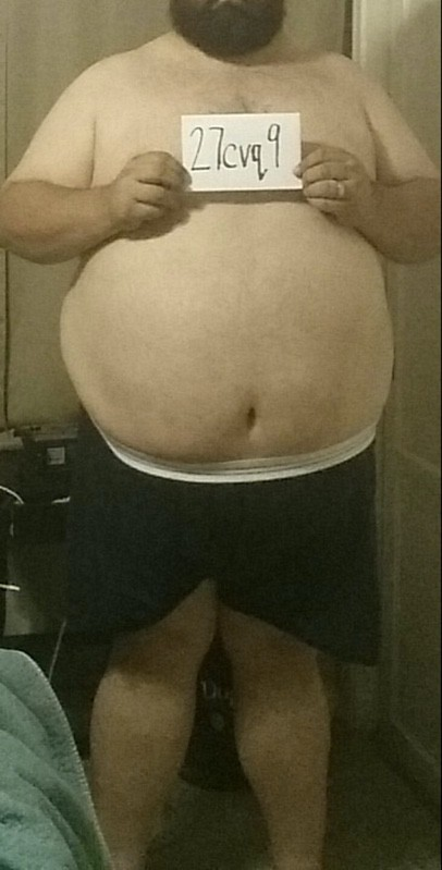 4 Pictures of a 6 feet 3 493 lbs Male Weight Snapshot