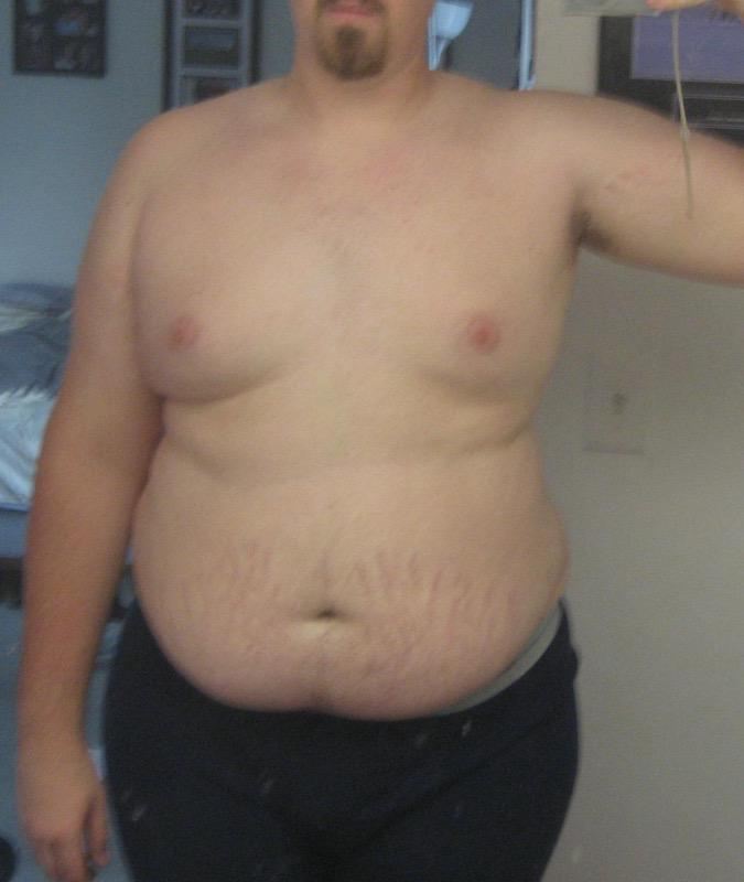 6'2 Male 101 lbs Weight Loss Before and After 297 lbs to 196 lbs