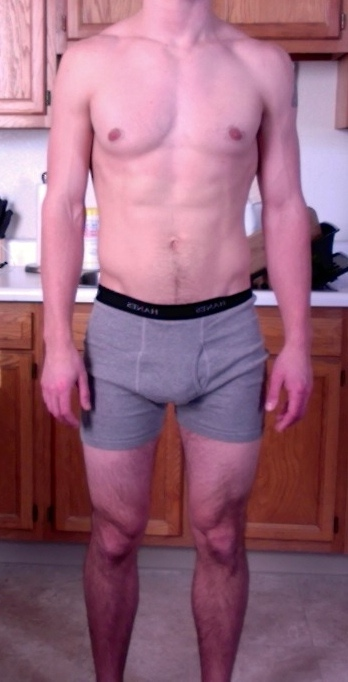 6 Pics of a 6 foot 176 lbs Male Fitness Inspo