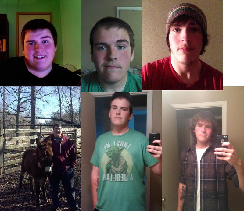 Before and After 160 lbs Weight Loss 6 feet 1 Male 400 lbs to 240 lbs