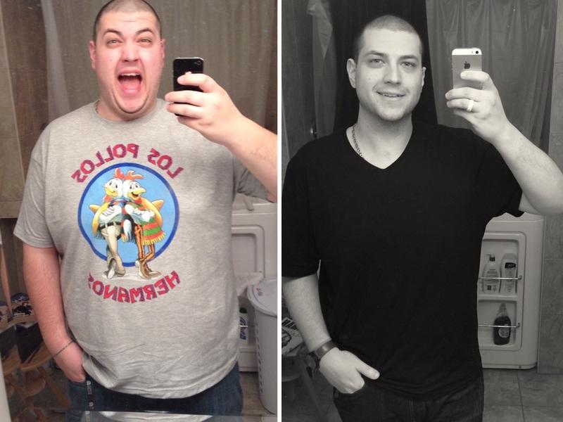 6 foot 3 Male Progress Pics of 80 lbs Weight Loss 300 lbs to 220 lbs