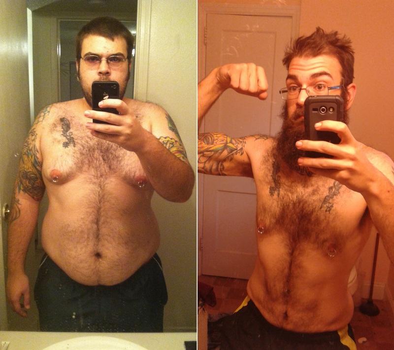 5 foot 9 Male Progress Pics of 115 lbs Weight Loss 285 lbs to 170 lbs