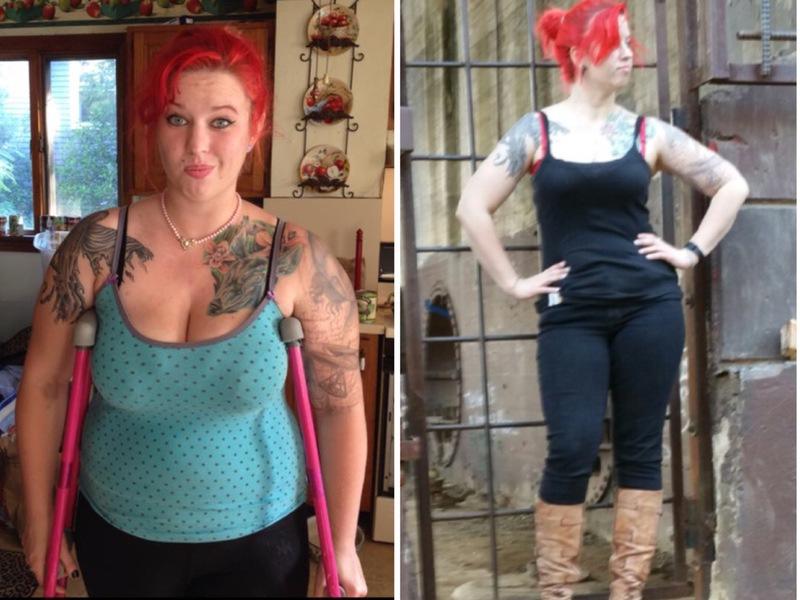 50 lbs Weight Loss 5'9 Female 220 lbs to 170 lbs