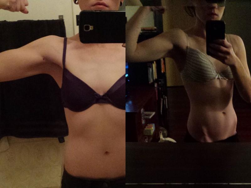 5 foot 3 Female 95 lbs Fat Loss 200 lbs to 105 lbs