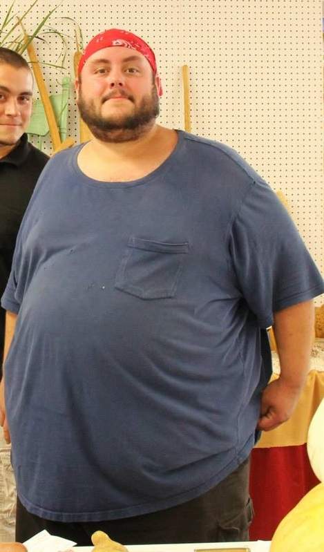 6 foot 1 Male Before and After 163 lbs Weight Loss 500 lbs to 337 lbs