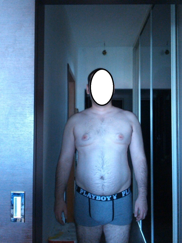 5 feet 11 Male 65 lbs Weight Loss Before and After 235 lbs to 170 lbs