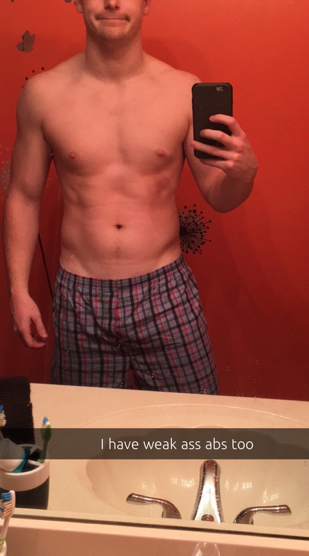 1 Pictures of a 182 lbs 5 feet 9 Male Weight Snapshot