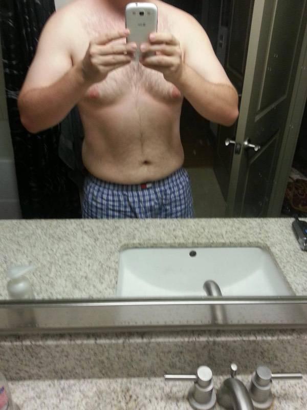 5 foot Male 75 lbs Fat Loss 260 lbs to 185 lbs