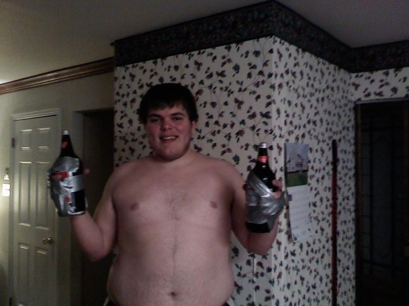 6'6 Male Progress Pics of 235 lbs Weight Loss 375 lbs to 140 lbs