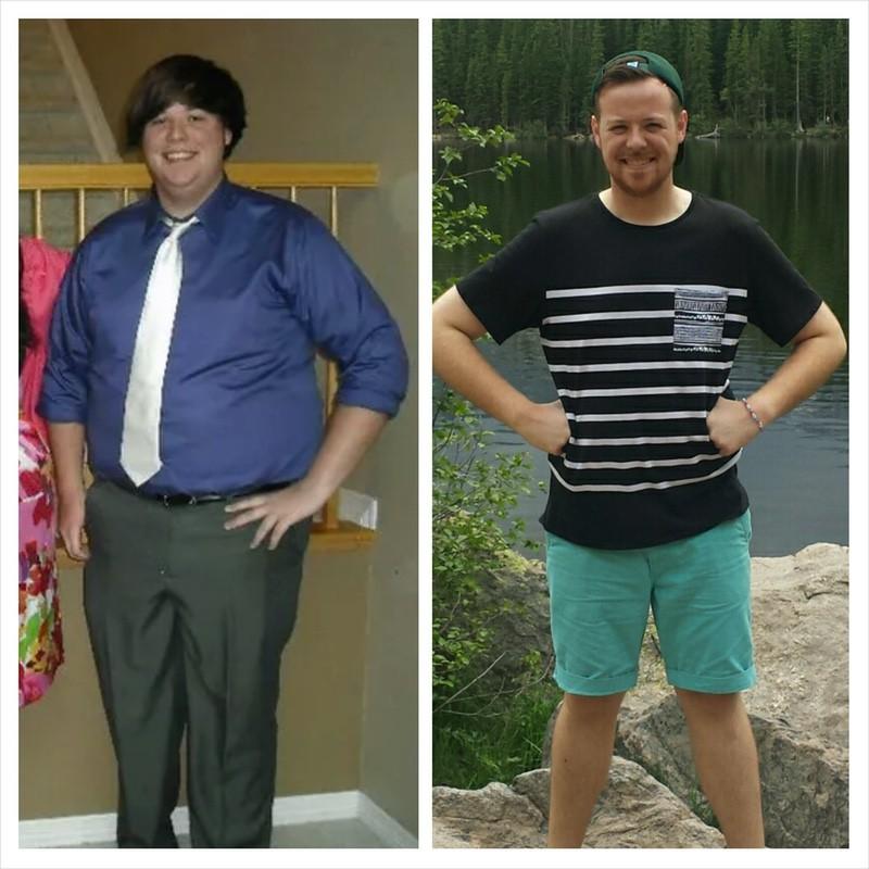 Progress Pics of 91 lbs Fat Loss 6'4 Male 330 lbs to 239 lbs