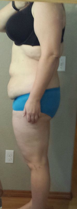 9 Pictures of a 278 lbs 5 feet 11 Female Weight Snapshot