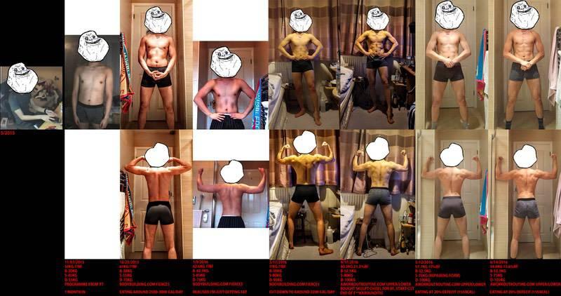 3 lbs Weight Loss 5 feet 5 Male 123 lbs to 120 lbs