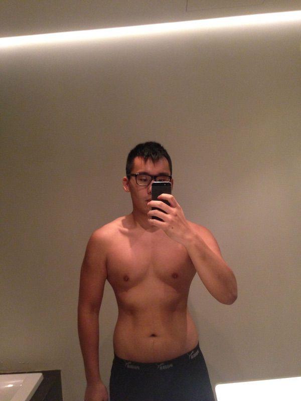 5 feet 9 Male 34 lbs Fat Loss 209 lbs to 175 lbs