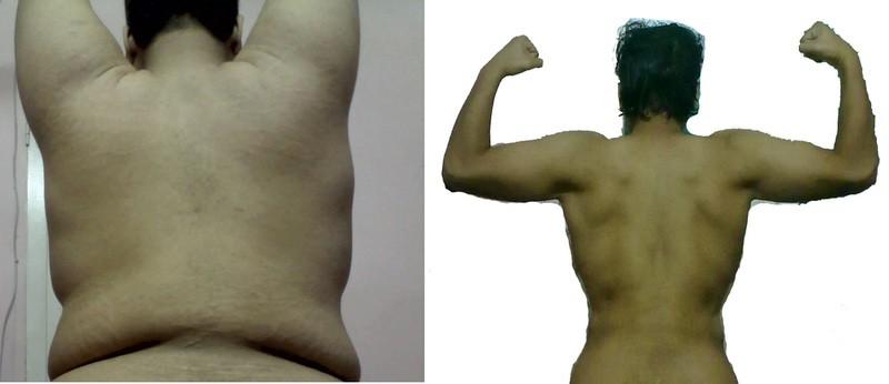 5'8 Male 193 lbs Fat Loss 380 lbs to 187 lbs