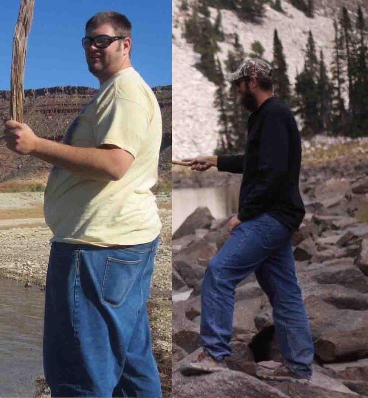 6 feet 7 Male Progress Pics of 145 lbs Weight Loss 390 lbs to 245 lbs