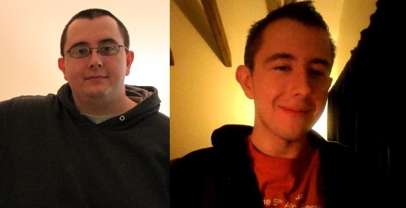 130 lbs Weight Loss 5 feet 7 Male 280 lbs to 150 lbs