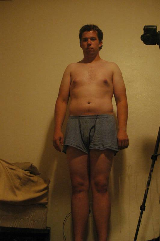 4 Photos of a 200 lbs 6 foot Male Fitness Inspo