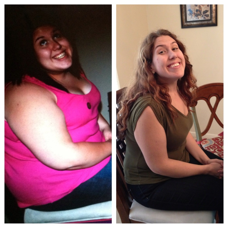 Before and After 150 lbs Fat Loss 5 foot 6 Female 320 lbs to 170 lbs