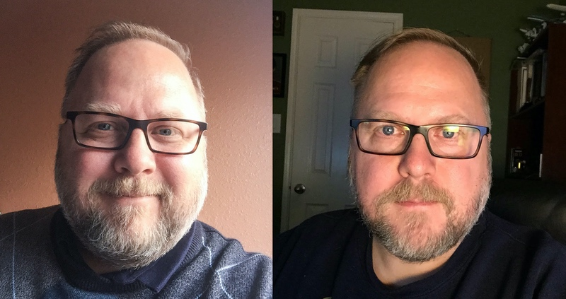 Before and After 45 lbs Weight Loss 5'7 Male 290 lbs to 245 lbs